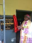Einweihung Schwesternwohnheim des neu geründeteten Ordens